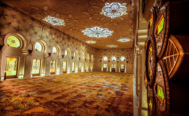 جامع الشيخ زايد الكبير ابو ظبى (10)