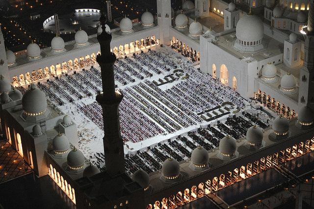 جامع الشيخ زايد الكبير ابو ظبى (11)