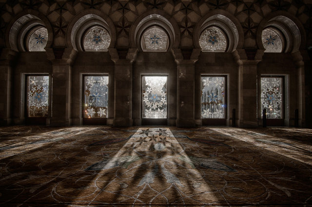 جامع الشيخ زايد الكبير ابو ظبى (17)