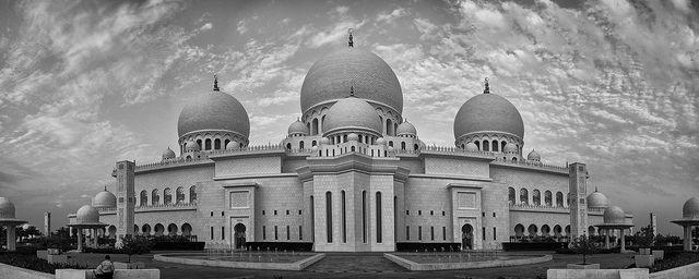 جامع الشيخ زايد الكبير ابو ظبى (18)