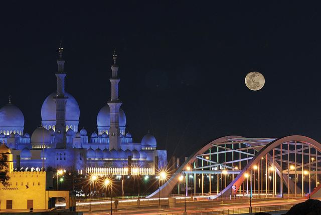 جامع الشيخ زايد الكبير ابو ظبى (9)