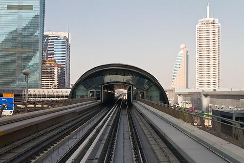 مترو دبى - dubai metro (14)