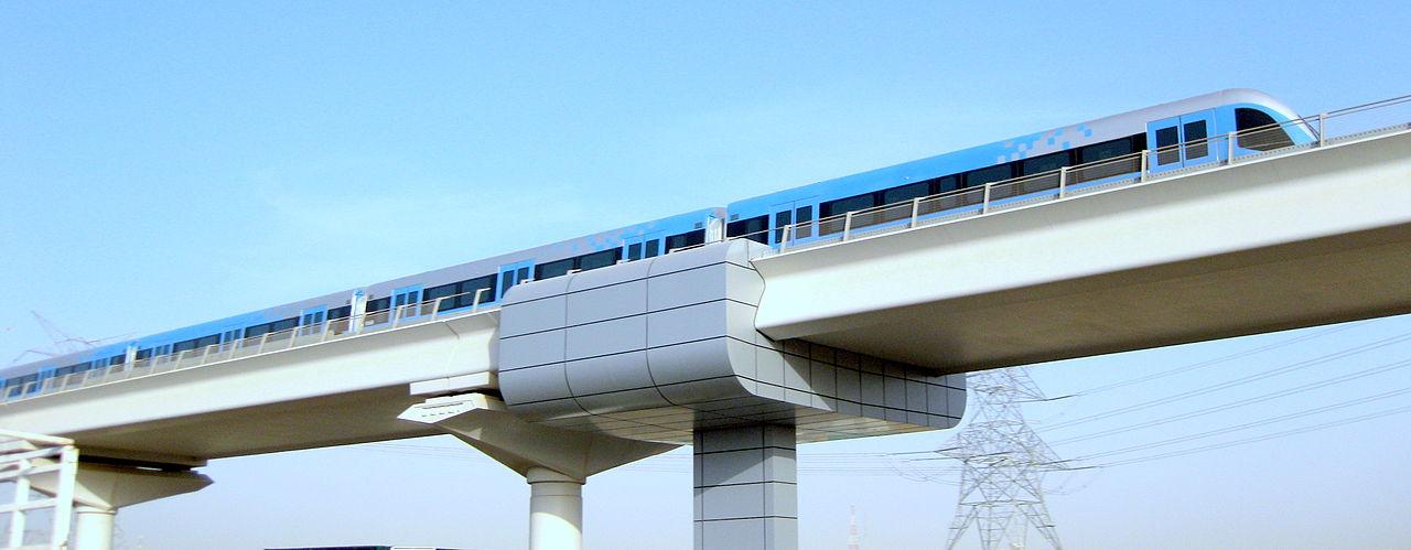 مترو دبى - dubai metro (19)