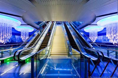 مترو دبى - dubai metro (25)