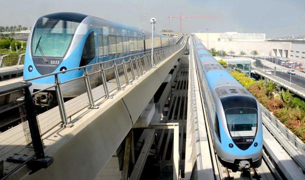 مترو دبى - dubai metro (29)