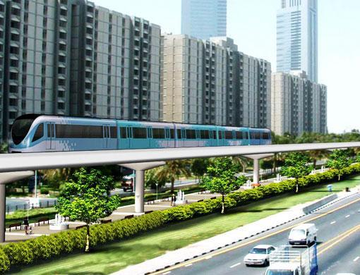 مترو دبى - dubai metro (33)