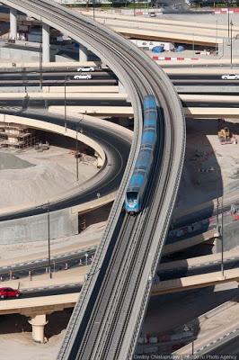مترو دبى - dubai metro (36)