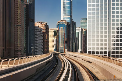 مترو دبى - dubai metro (37)