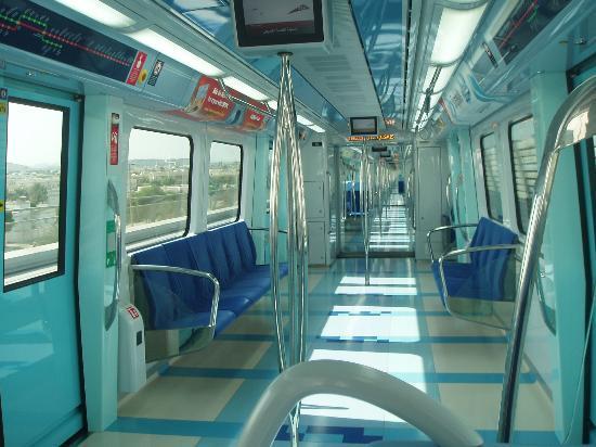 مترو دبى - dubai metro (42)