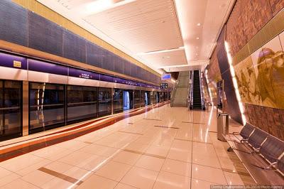 مترو دبى - dubai metro (44)