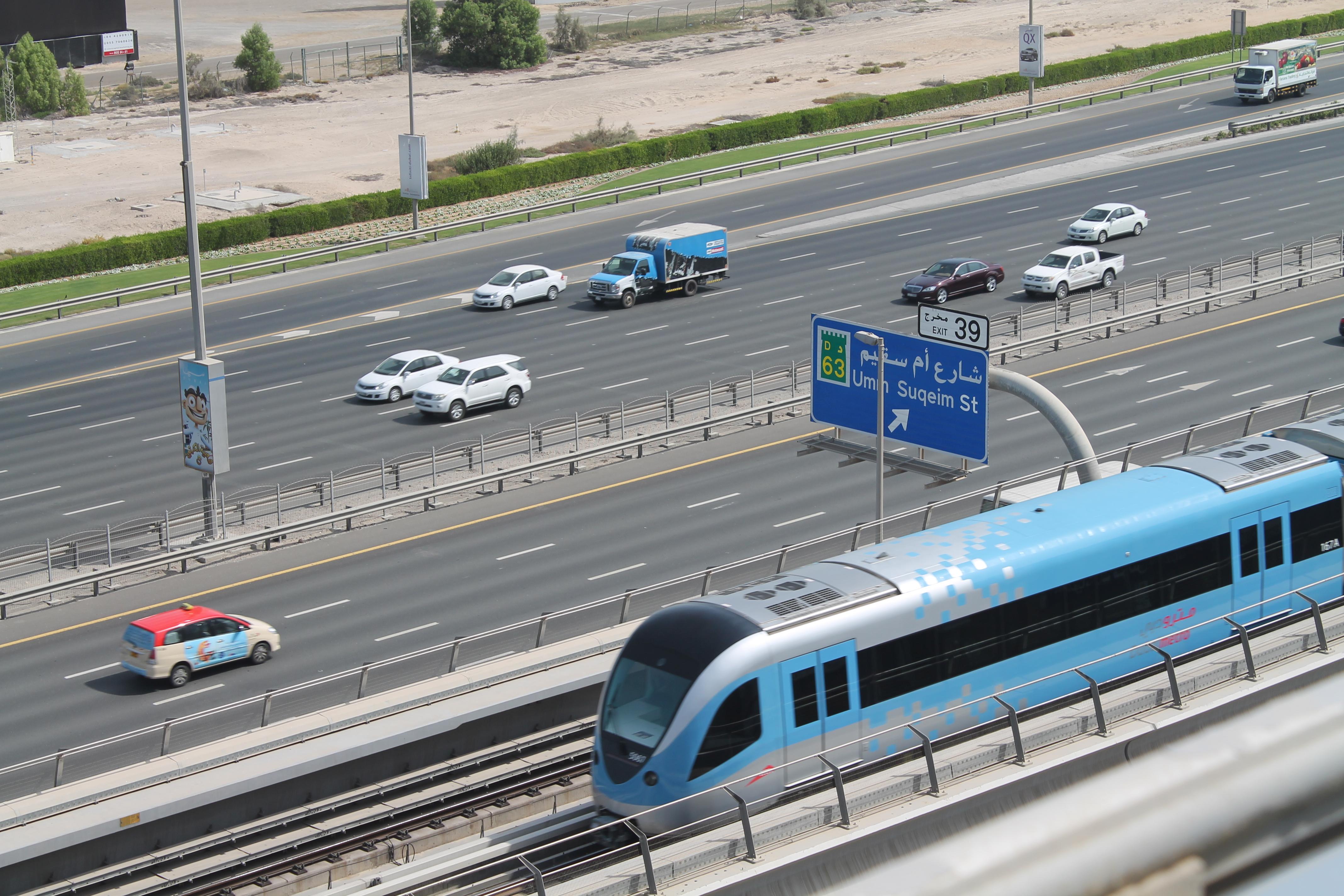 مترو دبى - dubai metro (57)