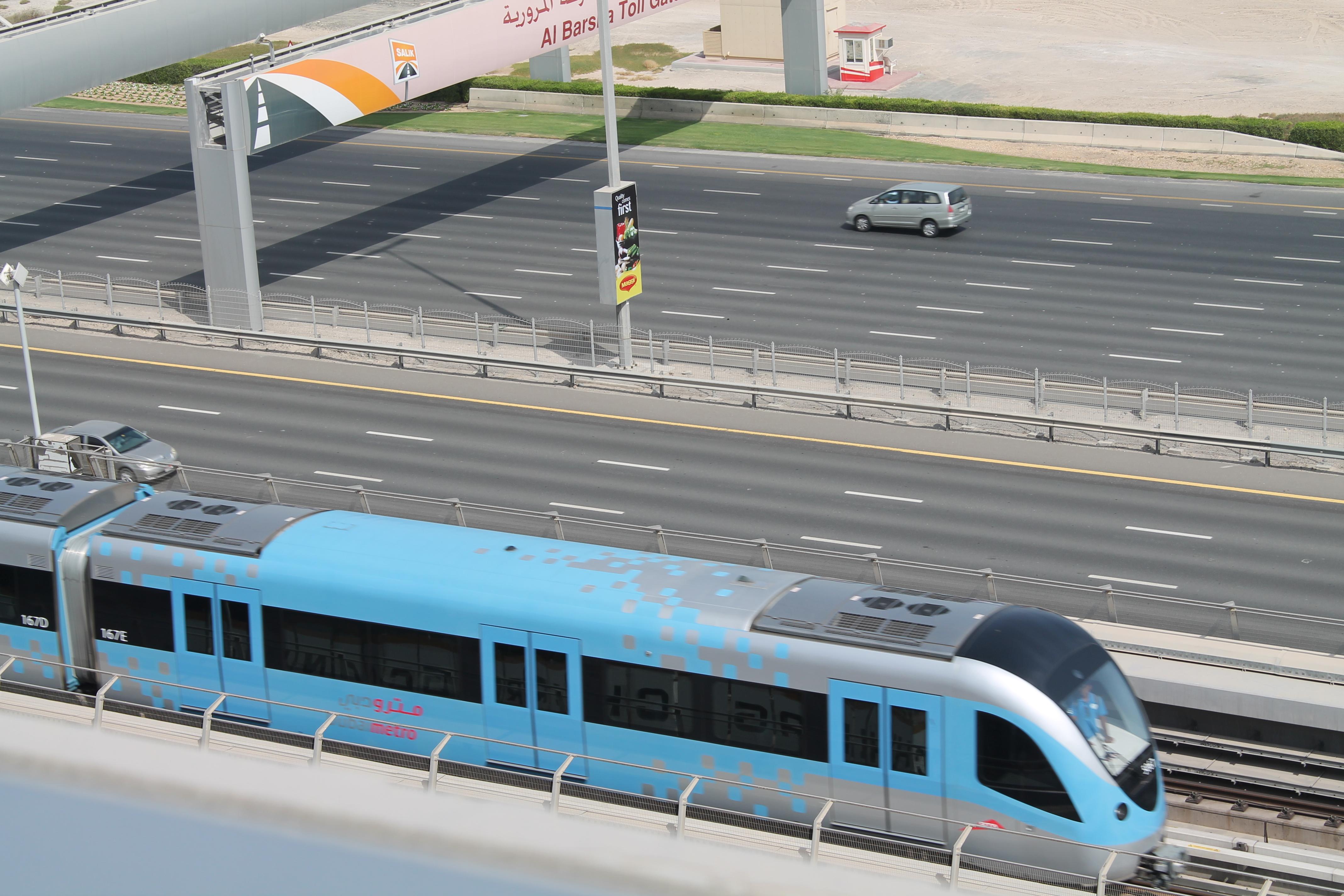 مترو دبى - dubai metro (60)