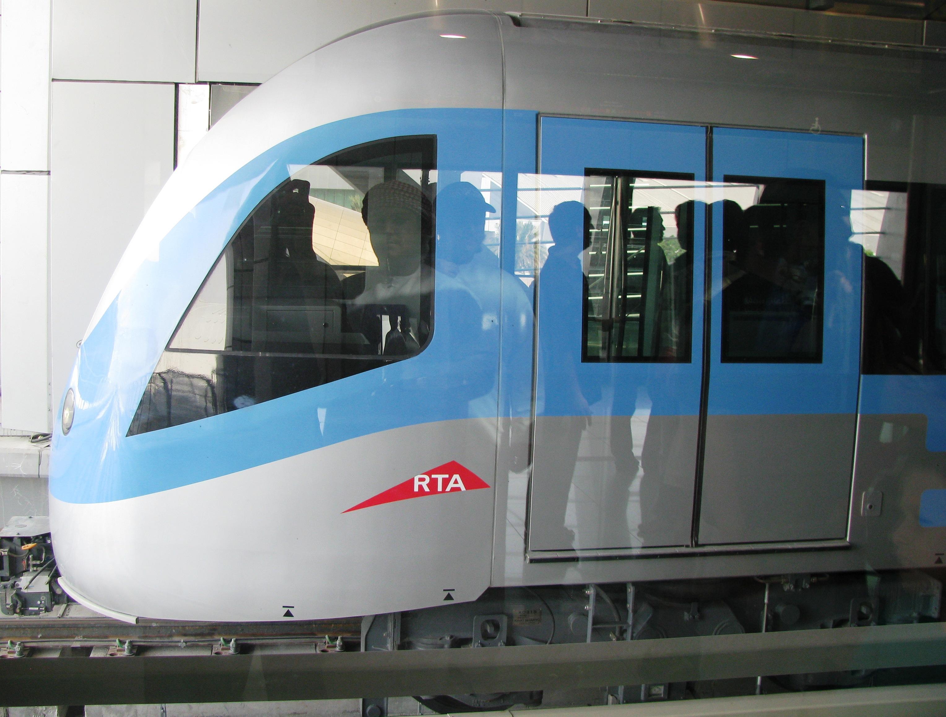 مترو دبى - dubai metro (65)