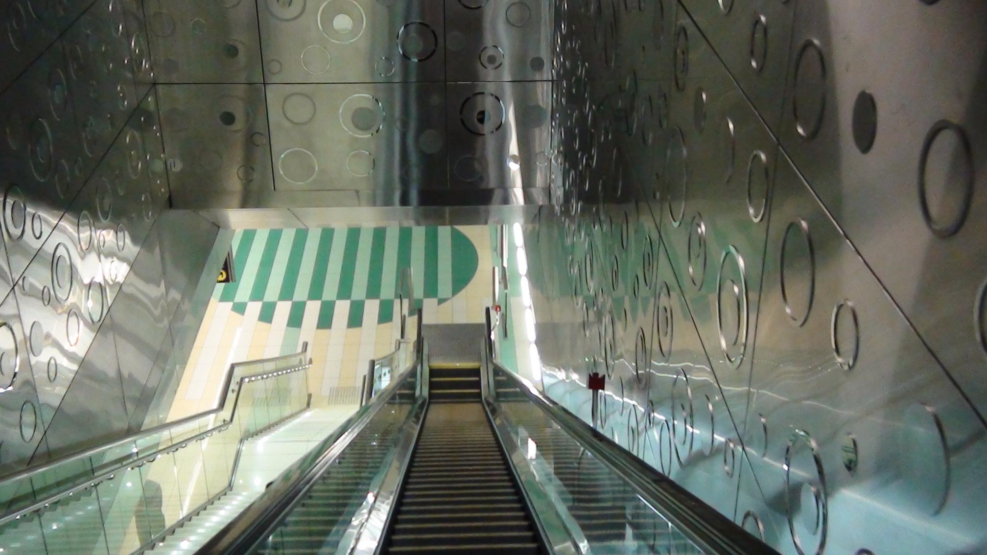 مترو دبى - dubai metro (69)