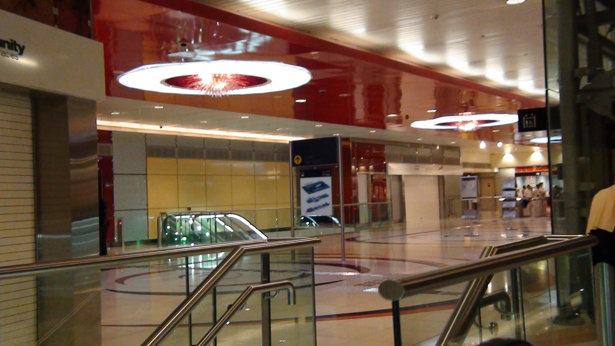 مترو دبى - dubai metro (74)