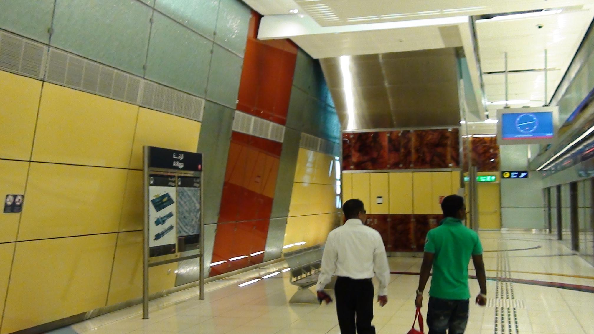 مترو دبى - dubai metro (76)