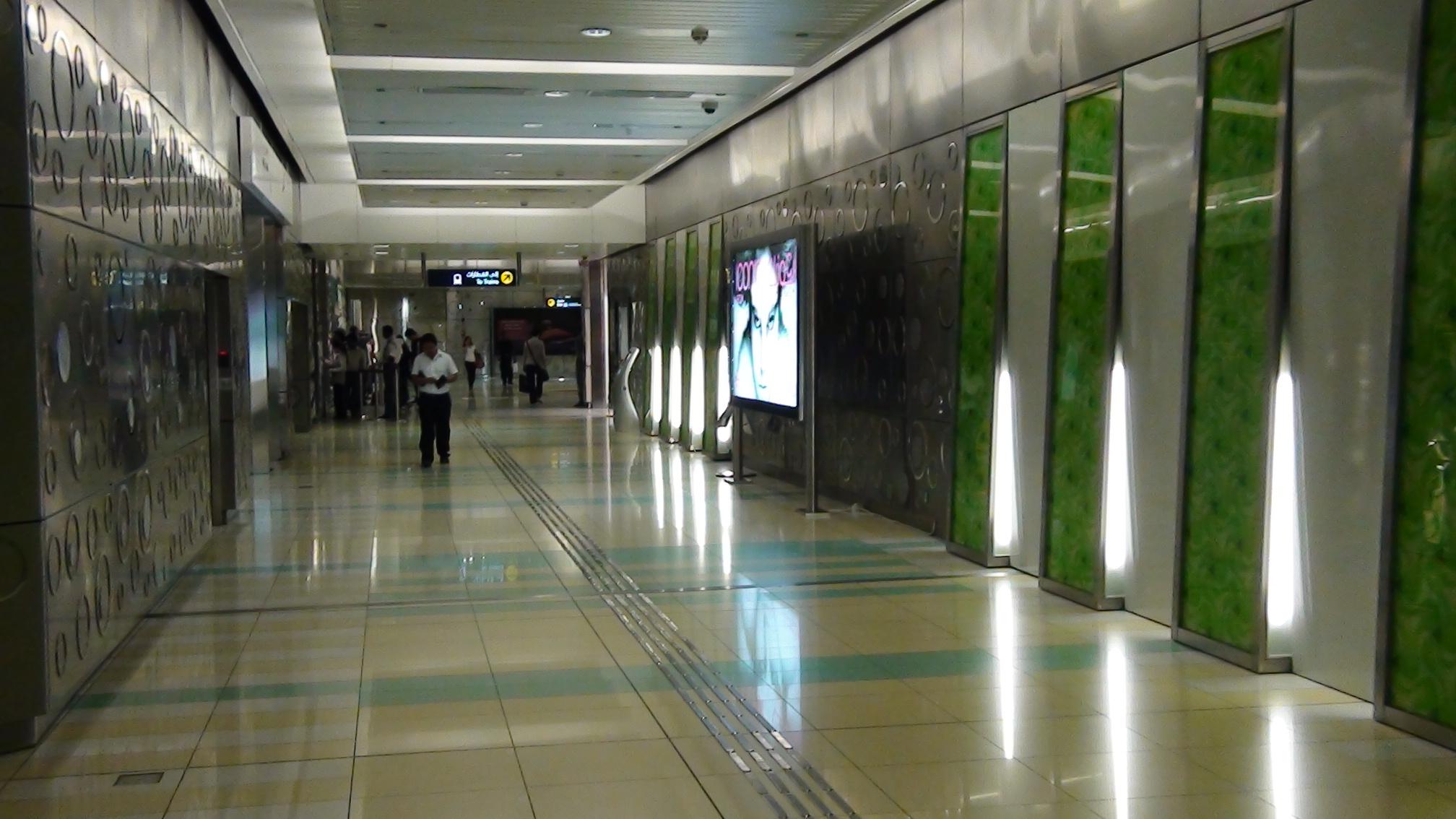 مترو دبى - dubai metro (78)