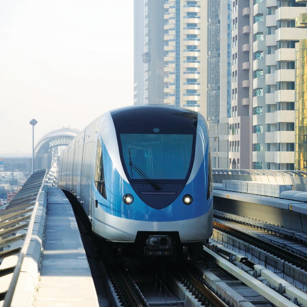 مترو دبى - dubai metro (79)