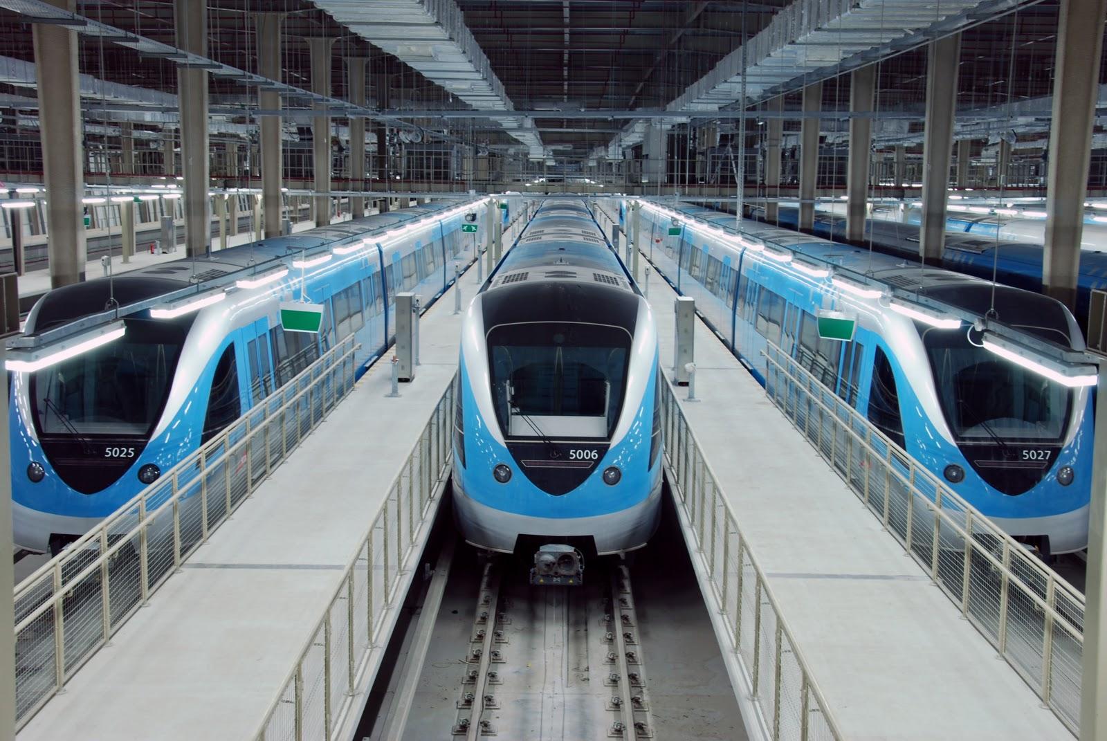 مترو دبى - dubai metro (88)