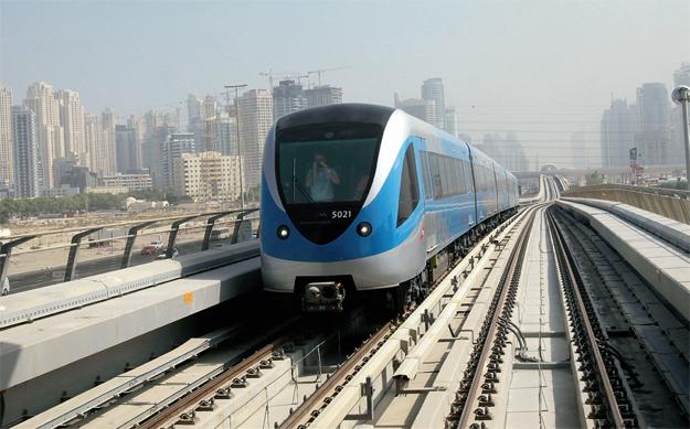 مترو دبى - dubai metro (96)