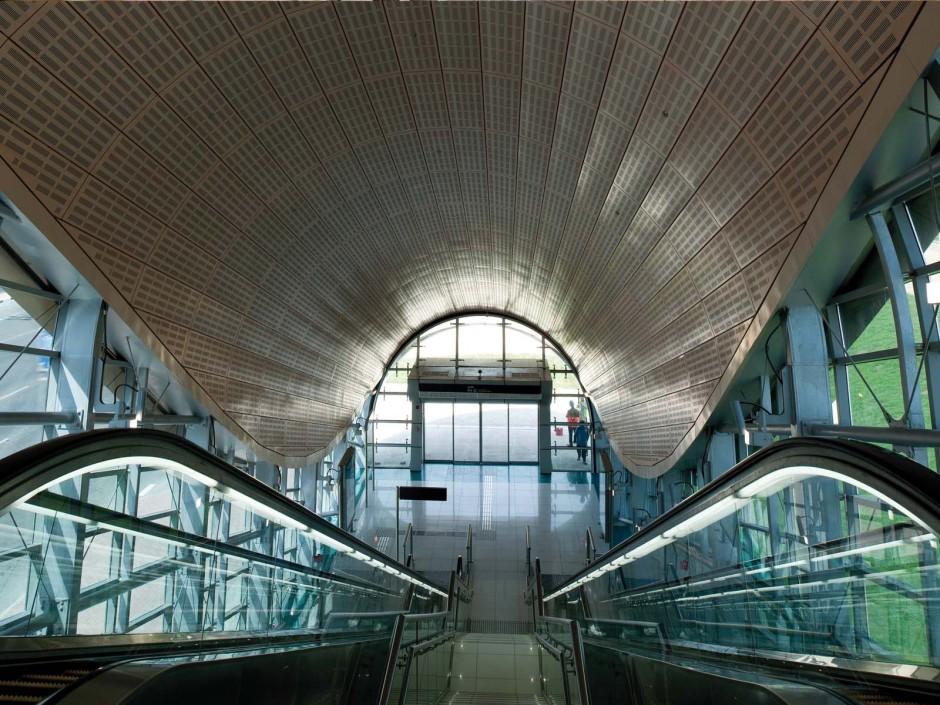 مترو دبى - dubai metro (98)