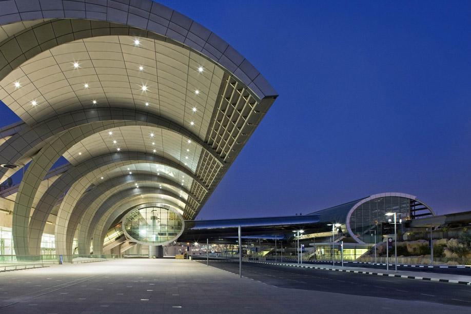 مطار دبى الدولى - dubai airport (1)