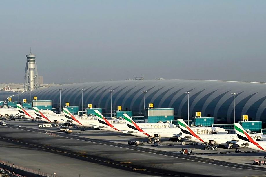 مطار دبى الدولى - dubai airport (2)
