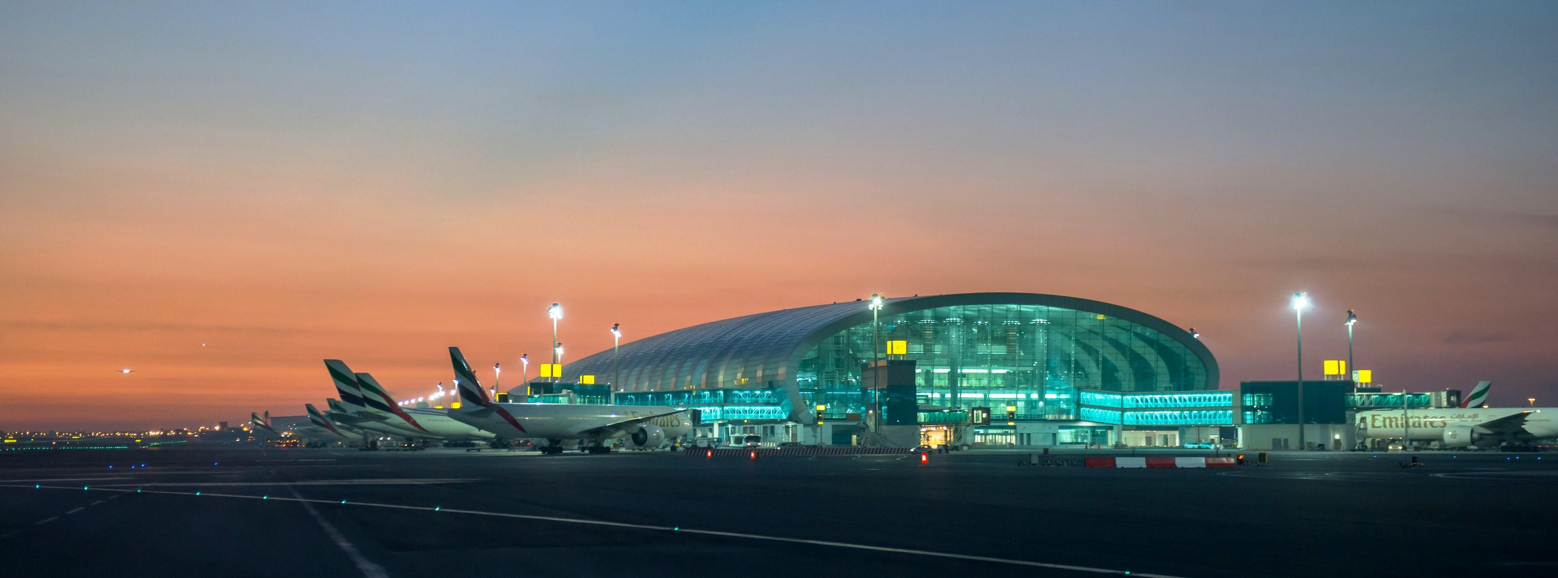 مطار دبى الدولى - dubai airport (3)
