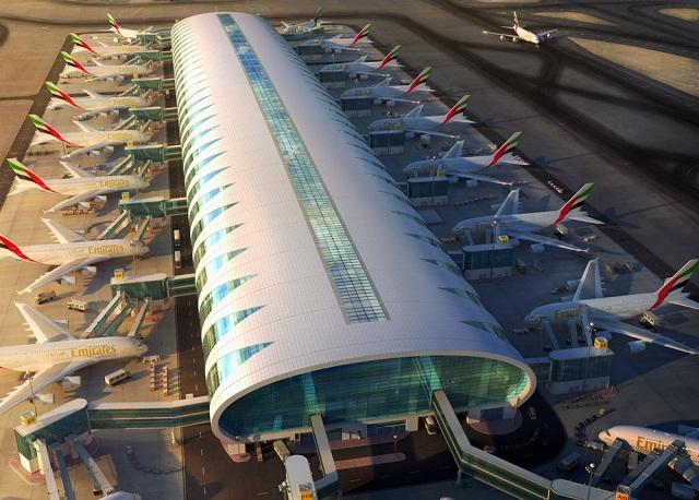 مطار دبى الدولى - dubai airport (4)
