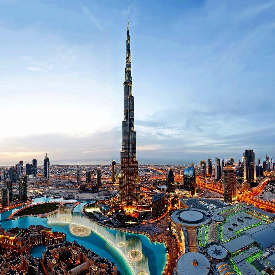 Downtown Dubai داون تاون دبى