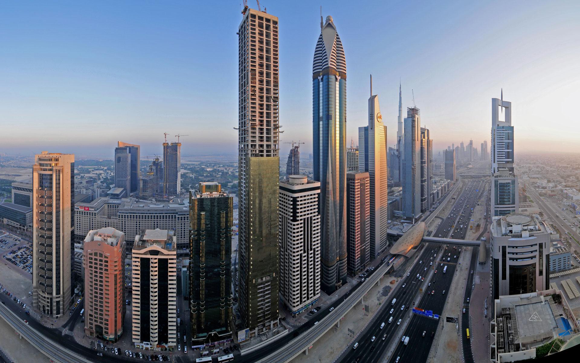 Downtown Dubai وسط مدينة دبى