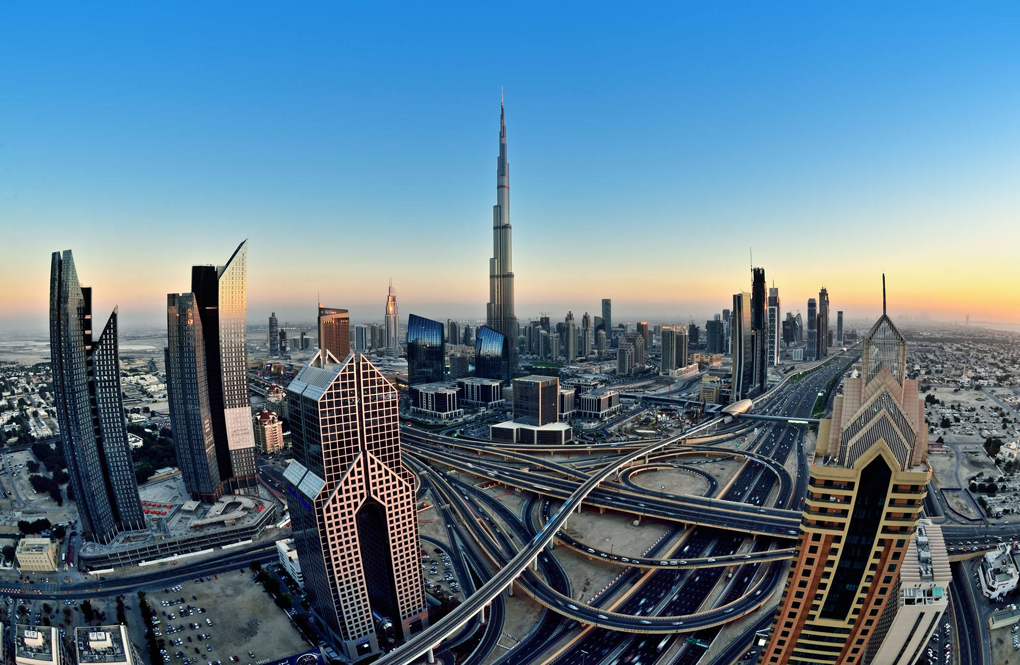 DowntownDubai داون تاون دبى وسط دبى
