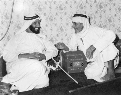 الشيخ زايد بن سلطان ال نهيان (11)