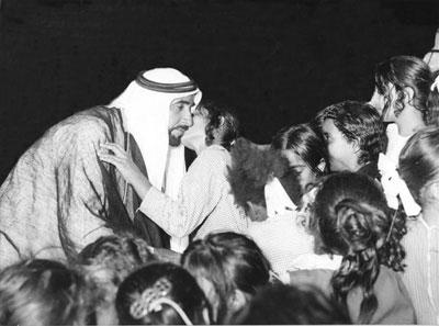 الشيخ زايد بن سلطان ال نهيان (12)