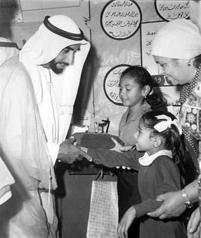 الشيخ زايد بن سلطان ال نهيان (15)
