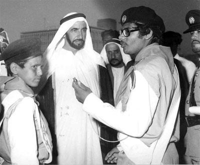 الشيخ زايد بن سلطان ال نهيان (16)