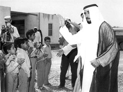 الشيخ زايد بن سلطان ال نهيان (19)