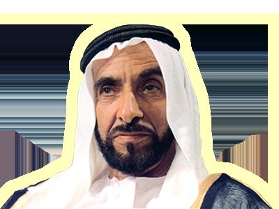 الشيخ زايد بن سلطان ال نهيان (41)