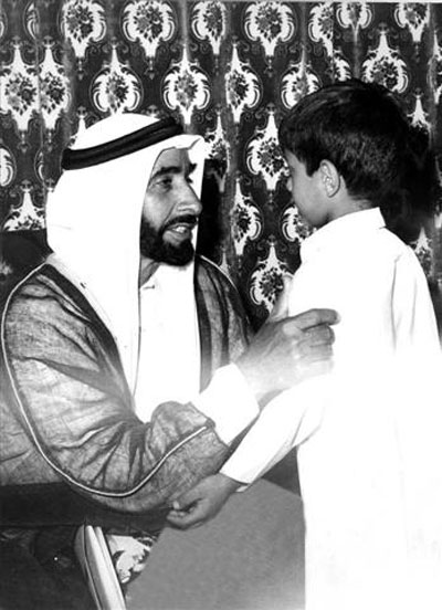 الشيخ زايد بن سلطان ال نهيان (20)