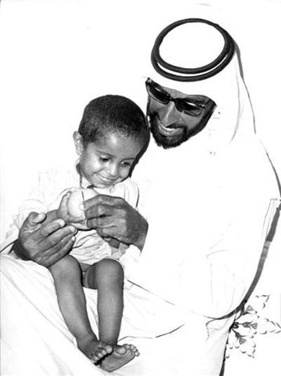 الشيخ زايد بن سلطان ال نهيان (21)
