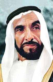 الشيخ زايد بن سلطان ال نهيان (26)