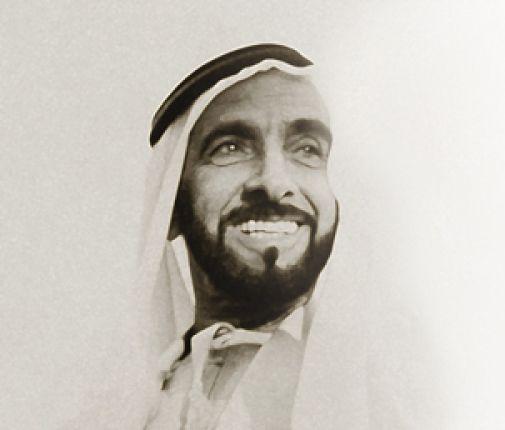 الشيخ زايد بن سلطان ال نهيان (28)