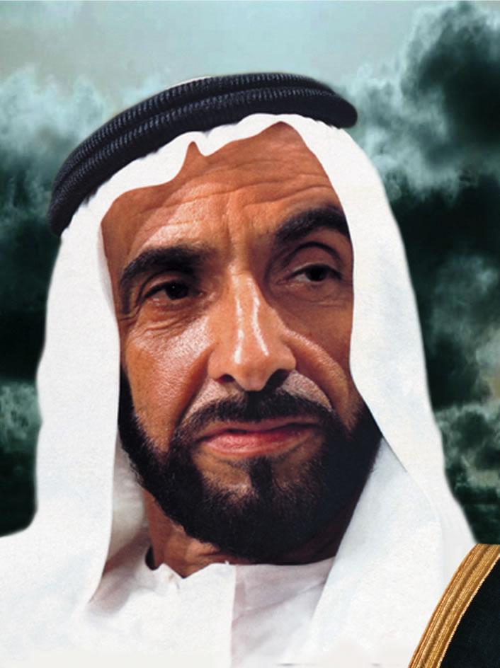 الشيخ زايد بن سلطان ال نهيان (29)