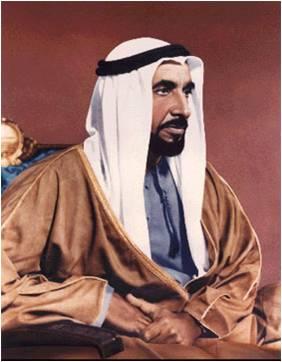 الشيخ زايد بن سلطان ال نهيان (6)