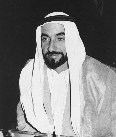 الشيخ زايد بن سلطان ال نهيان (8)