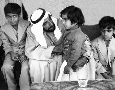 الشيخ زايد بن سلطان ال نهيان (9)