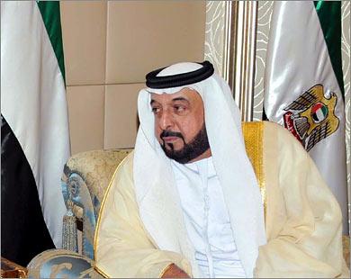 الشيخ خليفة بن زايد ال نهيان (1)