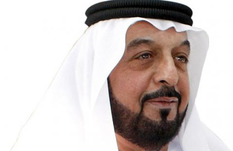 صور الشيخ خليفة بن زايد ال نهيان (20)