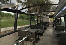 صورة دبى تبتكر مطعم سياحى متنقل يطوف بك اجمل اماكن فى دبى