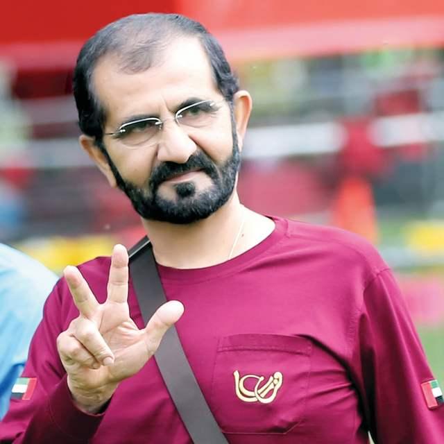 الشيخ محمد بن راشد ال مكتوم Mohammed bin Rashid Al Maktoum (15)